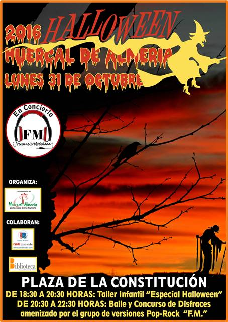 CARTEL HALLOWEEN 2016 web