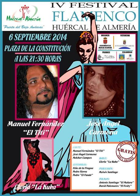 CARTEL 4  festival flamenco 2014 web.