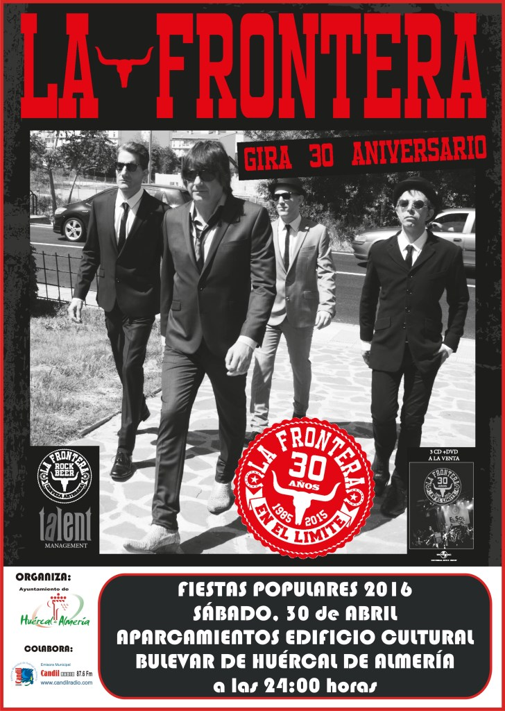 CARTEL LA FRONTERA 2016 copy