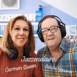 Jazz en el Aire - Julian Henares y Carmen Queen