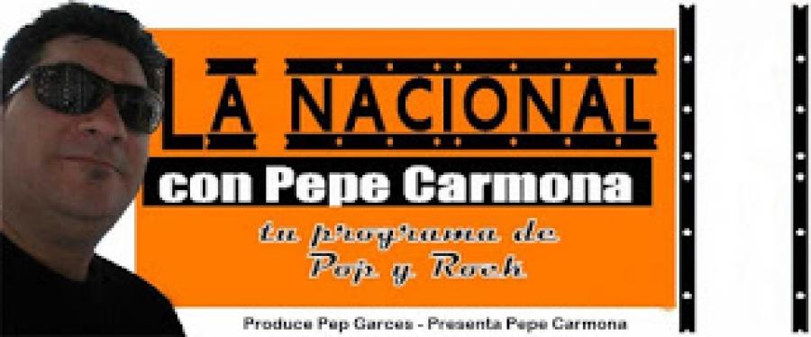La Nacional - Pepe Carmona y Pep Garces