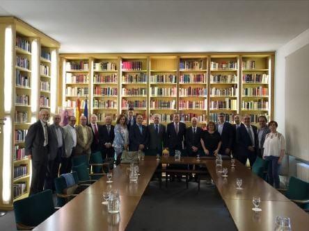 Representantes Unesco