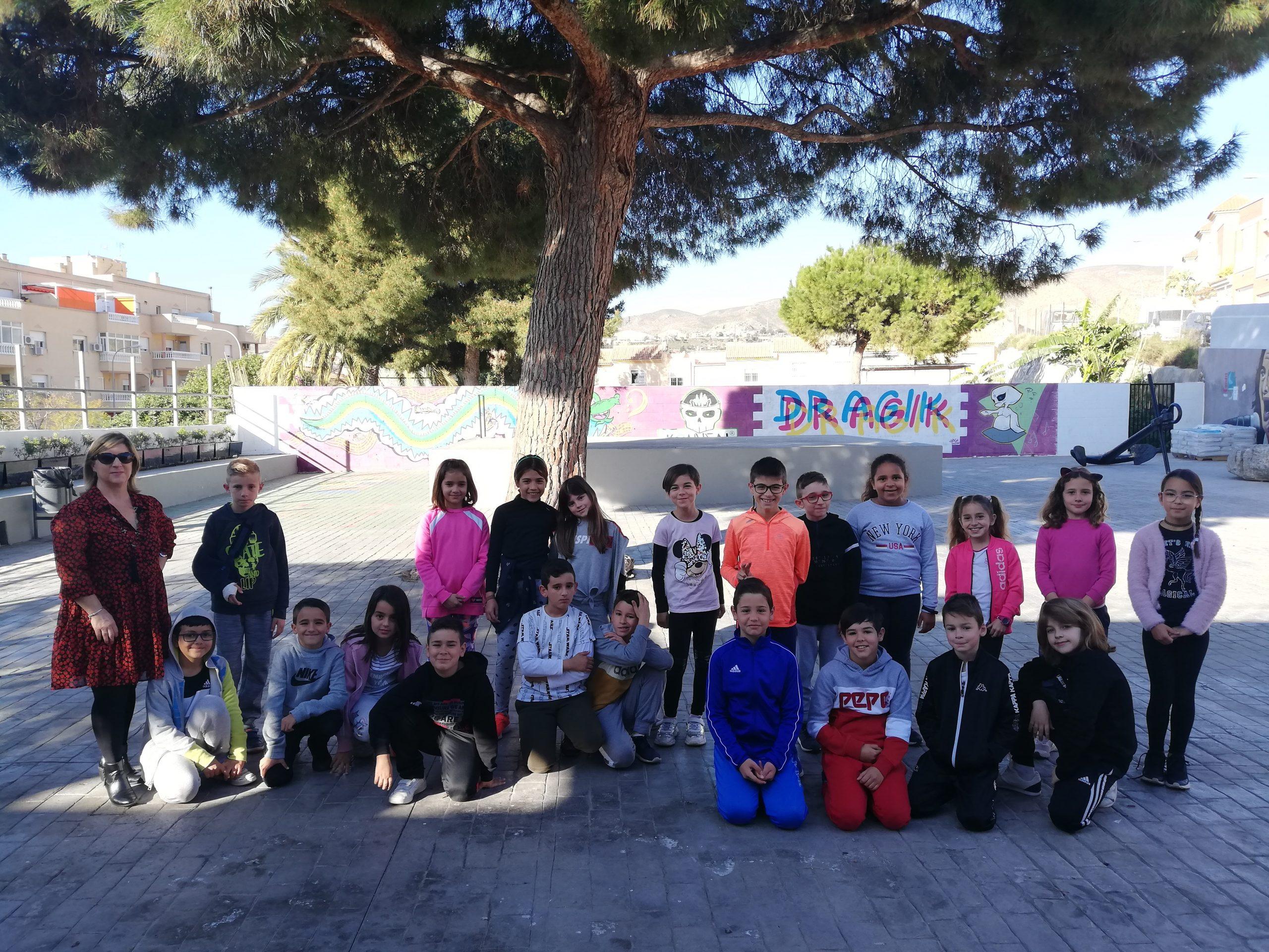 Colegio La Jarilla