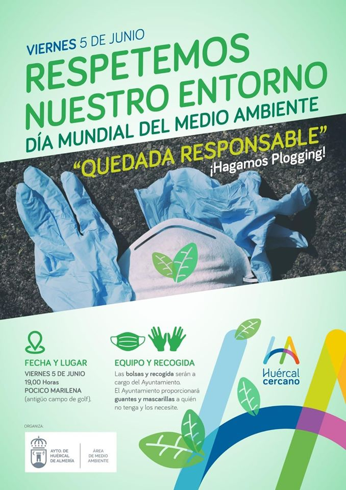 Dia Medio Ambiente Huércal 2020