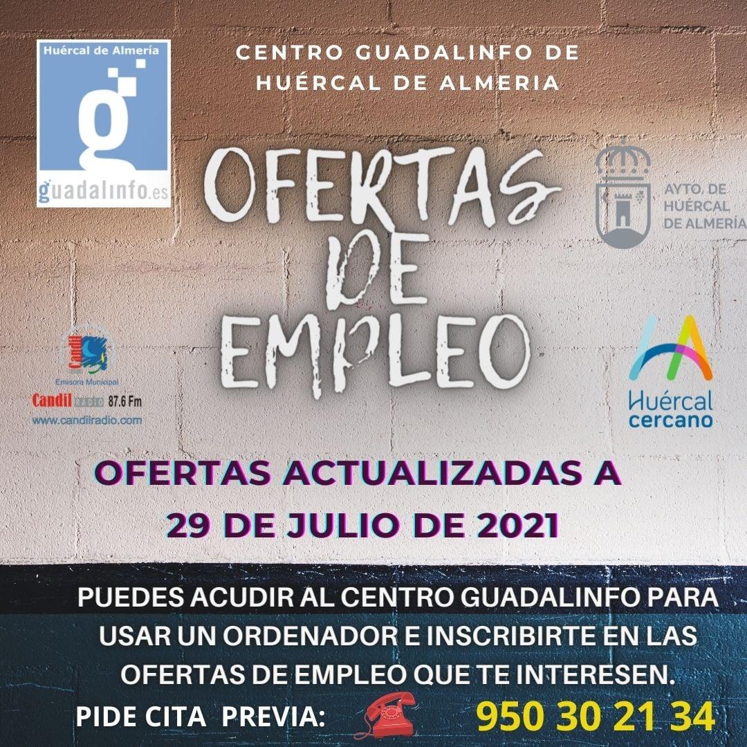 Oferta Empleo Guadalinfo