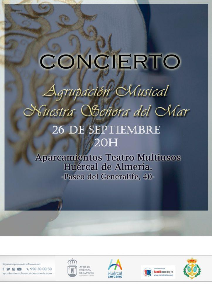 Concierto Asociacion musical 2021-09-26