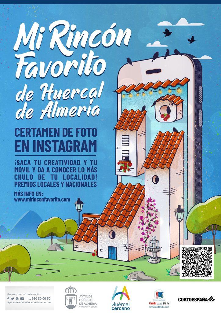 Mi rincón Favorito - Huércal de Almería