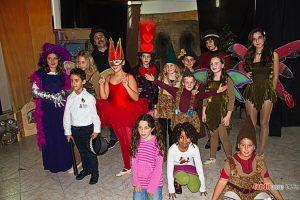Barco de los sueños - Alumnos escuela Teatro